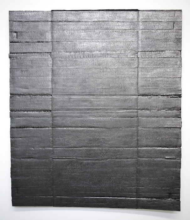 Matt Stolle Untitled Graphite Relief