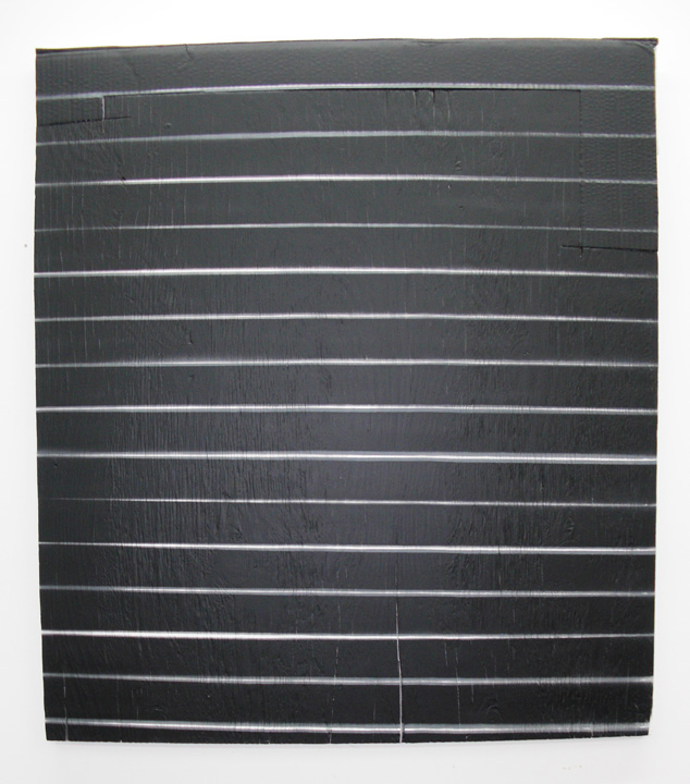 Matt Stolle Untitled Black PlyCard